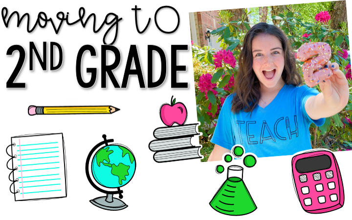 Moving to 2nd Grade Co-Teaching