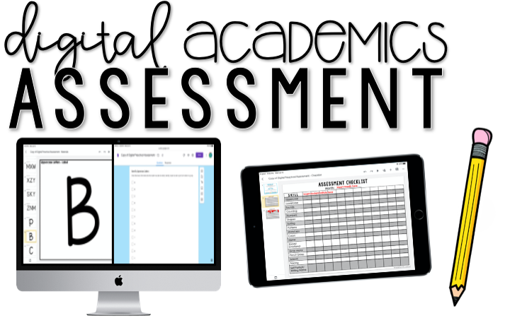 Digital Academics Assessment