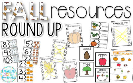 Fall Resources Round Up