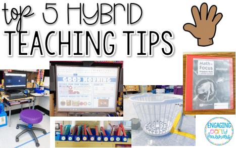 Top 5 Hybrid Teaching Tips